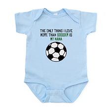 Soccer Nana Body Suit
