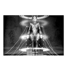 Metropolis Postcards (Package of 8)