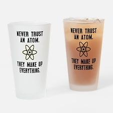 Never Trust an Atom Drinking Glass