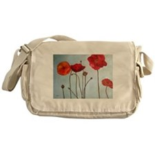 Fleurs Messenger Bag