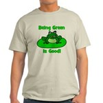 Being Green Frog Light T-Shirt
