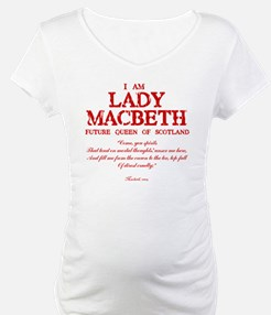 Lady Macbeth (red) Shirt
