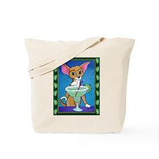 Chihuahua Margarita Tote Bag