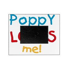 Poppy Loves Me Picture Frame
