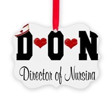 Director of Nursing (DON) Ornament