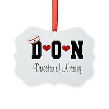 Director of Nursing (DON) Ornament