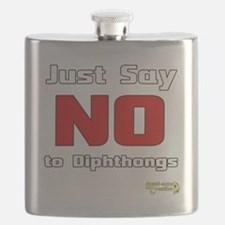 Just Say NO to Diphthongs Flask