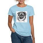 German Shepherd Puppy Women's Light T-Shirt