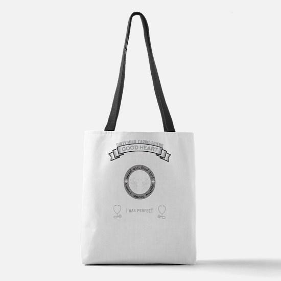 I'm A Nurse Polyester Tote Bag