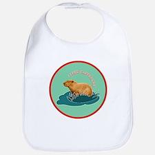 I love capybaras Bib