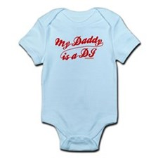 My Daddy Is A DJ Onesie
