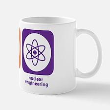 Eat Sleep Nuclear Engineering Mug