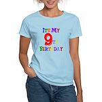 9th Birthday Women's Light T-Shirt