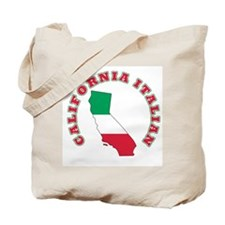 California Italian Tote Bag