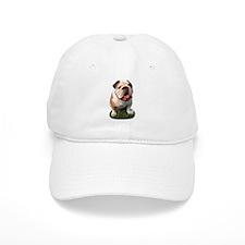 Bulldog Photo Baseball Cap