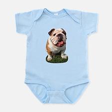 Bulldog Photo Infant Bodysuit