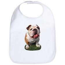 Bulldog Photo Bib
