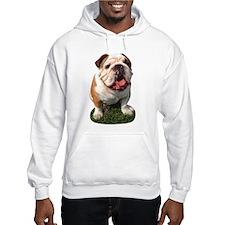 Bulldog Photo Hoodie