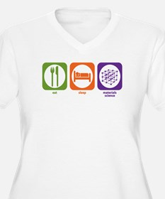 Eat Sleep Materials Science T-Shirt