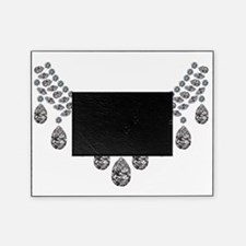 Big Diamond Necklace Picture Frame