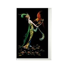 Lady Mavis 17 x 24 Poster Rectangle Magnet