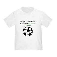 Soccer Uncle T-Shirt