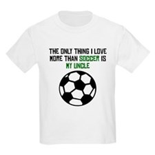 Soccer Uncle T-Shirt