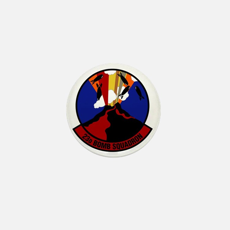 23rd Bomb Squadron Mini Button