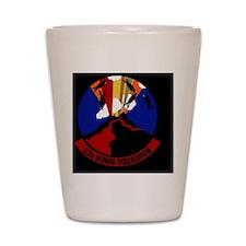 23rd BS Shot Glass