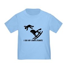 Rocking Horse, My Own Stunts T