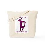 Gymnastics Tote Bag - Focus