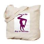 Gymnastics Tote Bag - Focus
