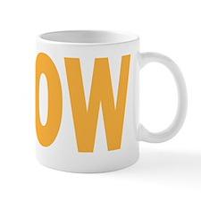 MEOW (yellow) Mug