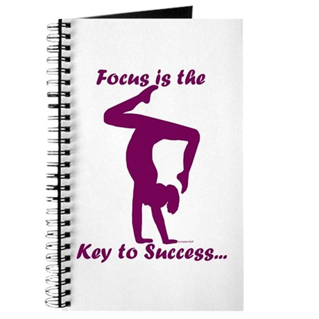 Gymnastics Journal - Focus