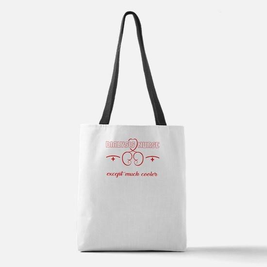 I'm A Dialysis Nurse Polyester Tote Bag
