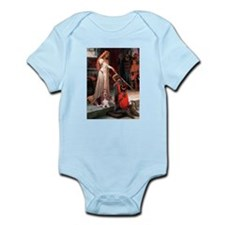 The Accolade & Basset Infant Bodysuit