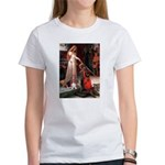 The Accolade & Basset Women's T-Shirt