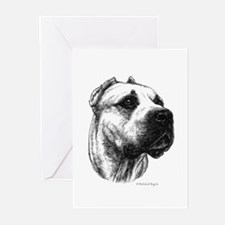 Presa Canario Greeting Cards (Pk of 10)