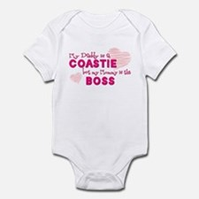 but My Mommy is the BOSS Infant Bodysuit