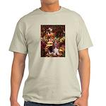 The Path & Basset Light T-Shirt