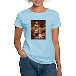 The Path & Basset Women's Light T-Shirt
