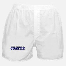 Proud Brother of a Coastie Boxer Shorts