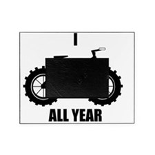 I Fatbike All year Picture Frame