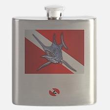 Dive Instructor (Marlin) Flask
