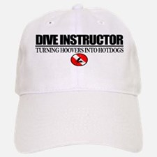 Dive Instructor (Marlin) Baseball Baseball Cap