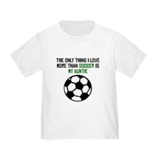 Soccer Auntie T-Shirt