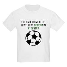 Soccer Sister T-Shirt