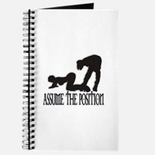 Assume the position BDSM Journal