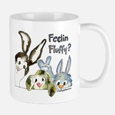 Funny Rabbits Mug