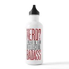 Intellectual Badass Water Bottle